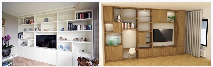 u kunt uw boekenkast uitbreiden met laden lage of kamerhoge deuren verlichting glasplaten